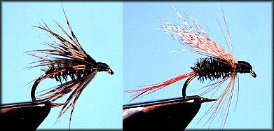 Simple Wet Flies